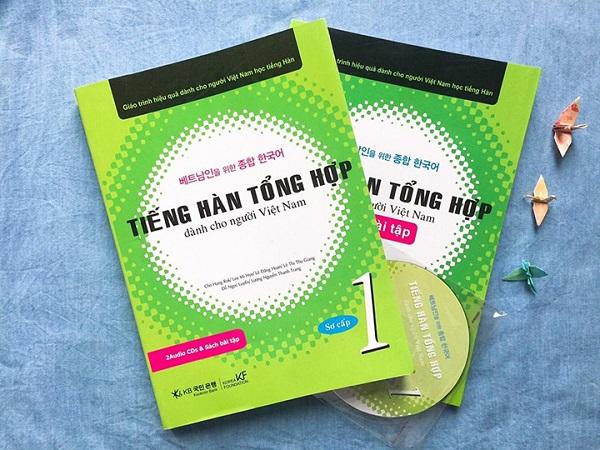 Giáo trình tiếng Hàn tổng hợp dành cho người Việt