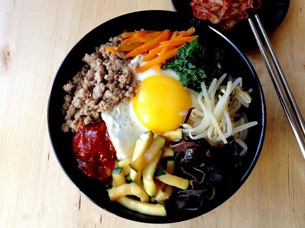 Gỏi cá Seangseong-hoe Hàn Quốc