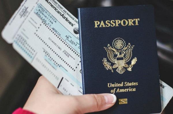 Hộ chiếu tại Hàn Quốc