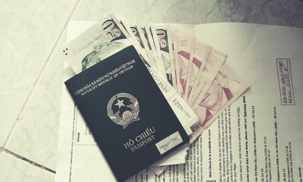 xin hộ chiếu hàn quốc